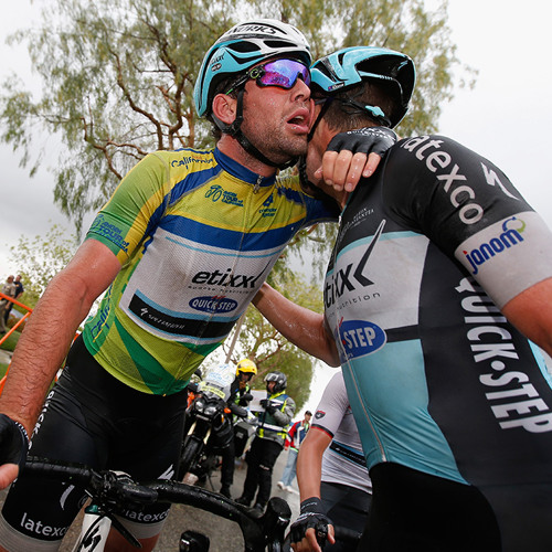 Tour of California: Mark Renshaw