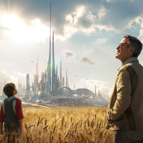 A la poursuite de demain (Tomorrowland) + Le géant de fer (Spéciale Brad Bird, Podcast #2)