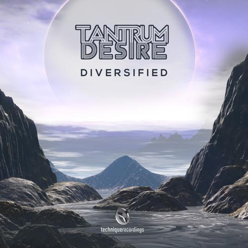 Tantrum Desire - Adventures Through Space  ( Friction Exclusive 1st Play ) [Album Sampler]
