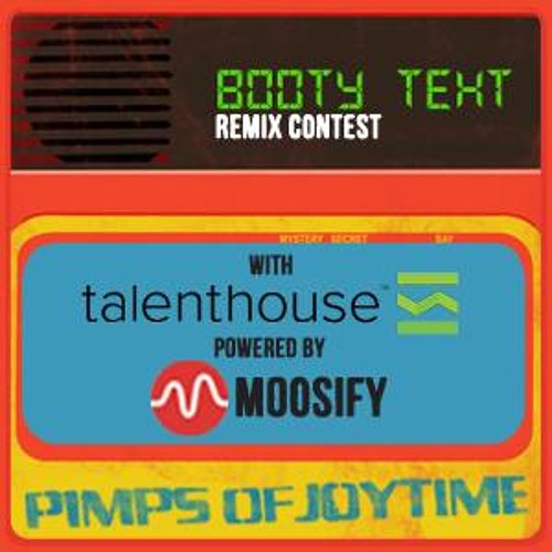 The Pimps of Joytime - Booty Text [Strass Remix]