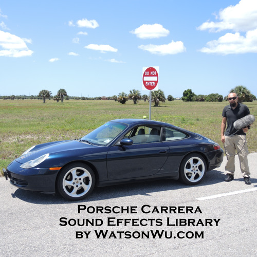 Porsche Carrera Sound Effects Library Demo