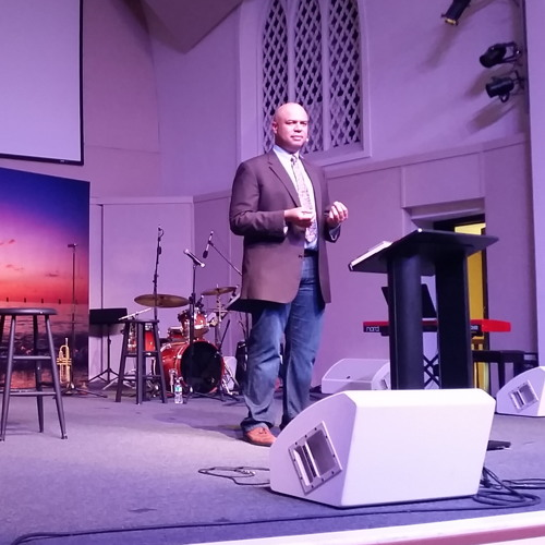 """May 17, 2015 - """"Journeying Within"""" by Rev. Darrell Jones"""