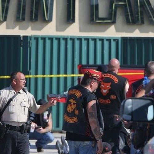 "Biker gangs have ""discipline of an army"""
