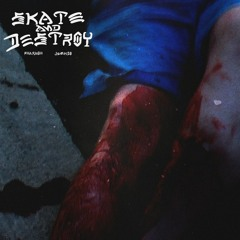 JEEMBO ft. PHARAOH – SKATE AND DESTROY (prod. by SOUTHGARDEN)