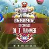 DJ T HAMMER Intens Festival Dynamite Contest