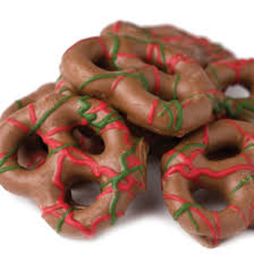 CHRISTMAS PRETZELS, Spoken Word (narrated by Jen Waters)