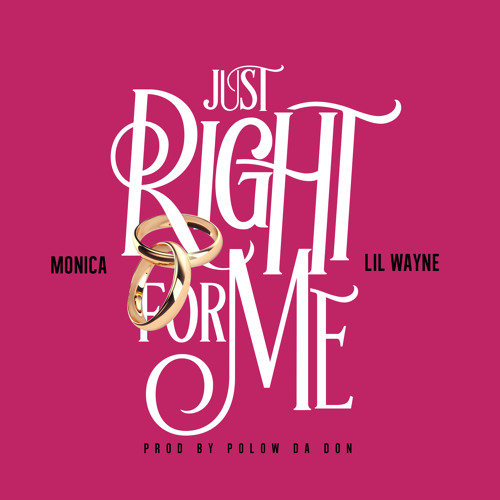 "Monica ft. Lil Wayne - ""Just Right For Me"" (L.A. Leakers WORLD PREMIER)"