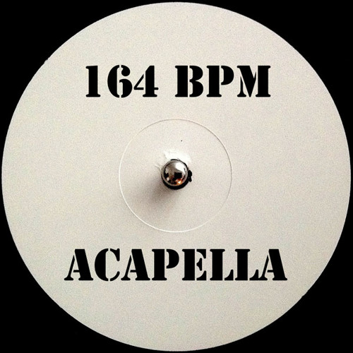 164 bpm - Am - I'm gone - Sanna Hartfield Acapella