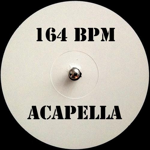 164 bpm - Am - I'm gone - Sanna Hartfield Acapella