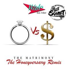 Wale ft Usher - The Matrimony (Making Plans) - Honeyversary Remix
