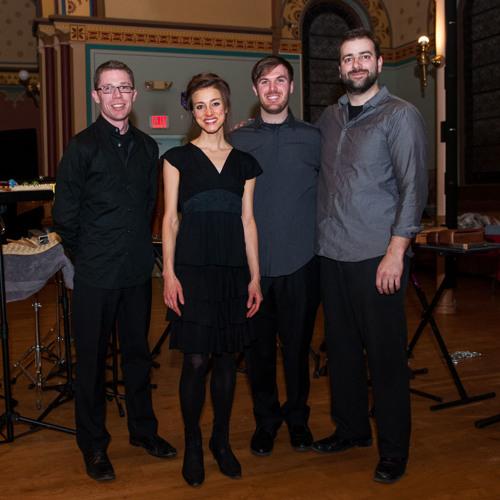 Bringing In The Boat, Iktus Percussion Trio (2015)