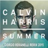 SUMMER - CALVIN HARRIS ( GIORGIO ROMANELLI RMX 2015)FREE DOWNLOAD
