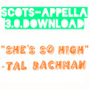 Tal Bachman Cover; Scots