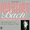 JC Martins - Les agrément de la même Sarabande, from The complete keyboard works of JS Bach Vol 9
