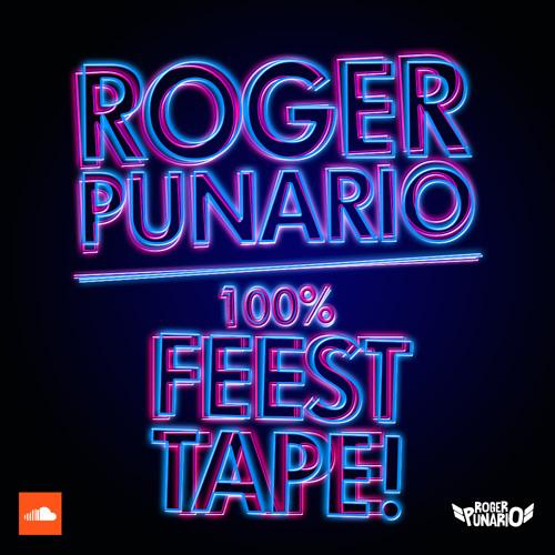 ROGER PUNARIO 100% FEESTTAPE