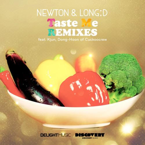 Newton & LONG D Feat. Kjun, Dong - Hun - Taste Me (CRYSTAL BOY Remix) [Available 2nd, June]