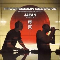 178 - LTJ Bukem feat. MC Conrad – Progression Sessions - Japan (2002)