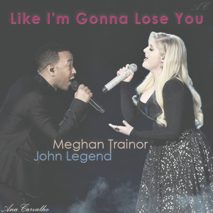Like I m Gonna Lose You - Meghan Trainor Ft. John Legend (LIVE @ Billboard Music Awards)