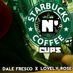 Dale Fresco x Lovely Rose- Starbucks and Coffee Cups