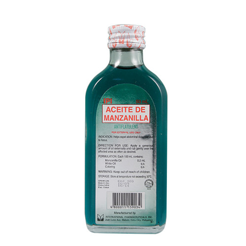 RC30s IPI Aceite De Manzanilla