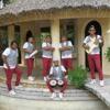 LA IGUANA - -LOS JRS DE LA COSTA Portada del disco