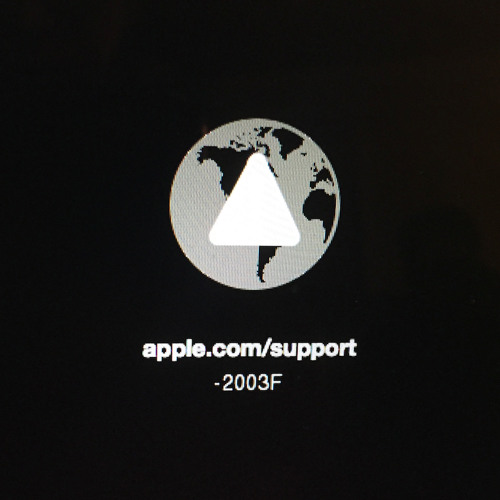 apple support 2003f