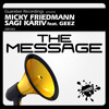 THE MESSAGE - Micky Friedmann  & Sagi Kariv ft. Geez. - Snippet.