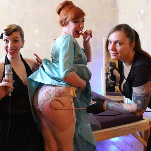 Special FemDom Edition of Ask Lou & Lada no 6 with Burlesque on Air