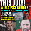 #067: We are Giving Away a Free PS3 Bundle This July!