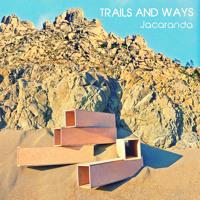 Trails And Ways Jacaranda Artwork