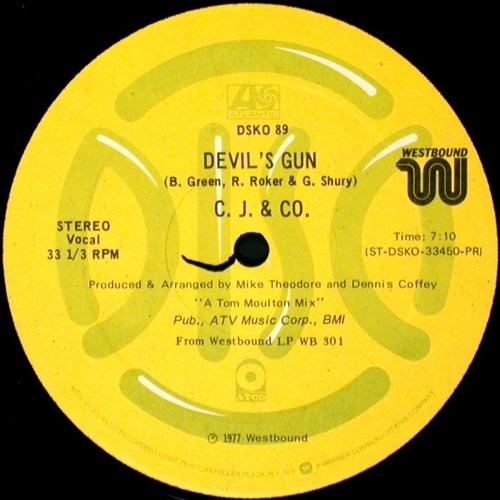 C.J. & Co. Devil's Gun (ZZ Re - Edit)