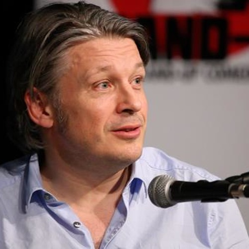 Richard Herring in-conversation with Oliver Double