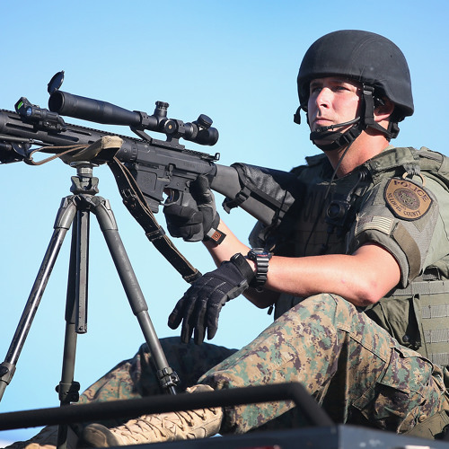 How America's police became so heavily armed