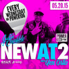 Download Justin Credible's New At 2 Mix w/ Yesi Ortiz 5/20/15 Mp3
