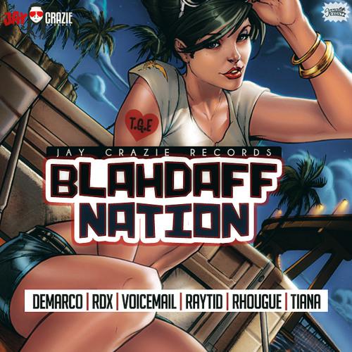 DEMARCO - YUH NUH DEAD - Blahdaff Nation Riddim