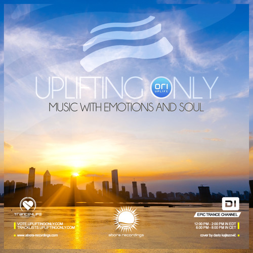 Uplifting Only 119 (May 21, 2015) (incl. Phil Langham Guest Mix)