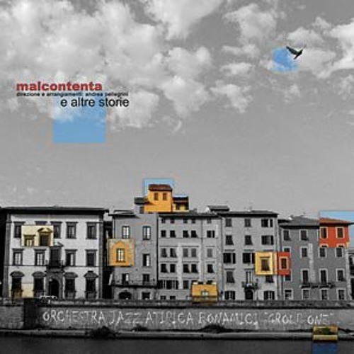 ll Colombre - Andrea Pellegrini - Orchestra Atipica Jazz Bonamici Group_One