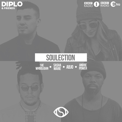 Electronic Radio1 Guest Mix: Soulection Guest Mix For Diplo & Friends On BBC Radio