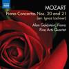 W.A. Mozart: Piano Concertos Nos. 20 & 21