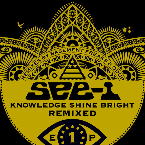 Knowledge Shine Bright Remixed EP