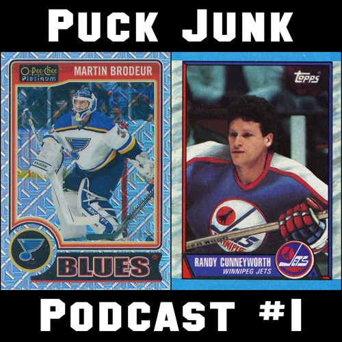 Puck Junk Podcast #1 - 5/12/2015