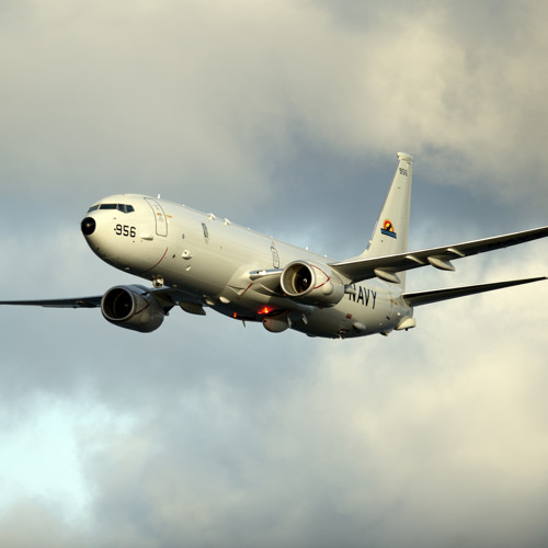 P-8 Encounter with Chinese Navy