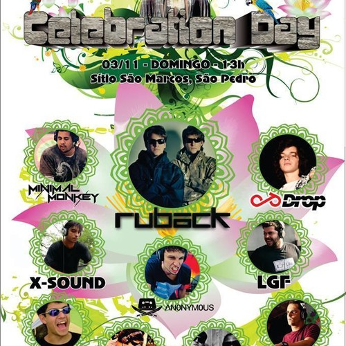 Celebration mix 03/11 (Djset warm up)