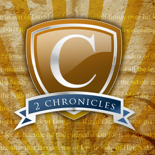 Book 2 Chronicles with Pastor Joe Marquez