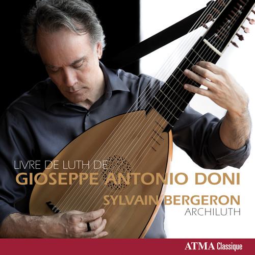 Livre de luth de Gioseppe Antonio Doni