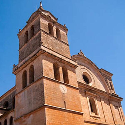 Campanario de la iglesia de Campos. Paisaje Sonoro Mallorca