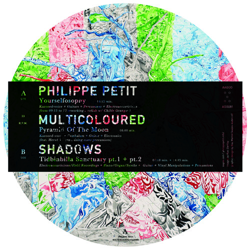 Philippe Petit - Multicolored shadows