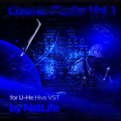 U-He HIve: Cosmic Plucks vol. 1 by NatLife