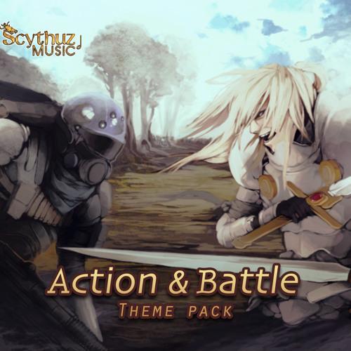 Action & Battle Music Pack