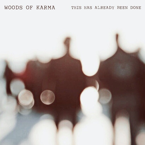 WOODS OF KARMA - Aubergine